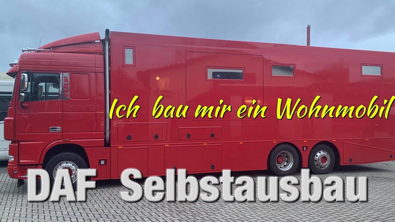 DAF Selbstausbau / womoclick