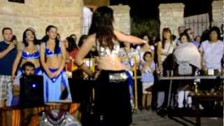 Danza Oriental Mercado Medieval Puebla de don Fadrique 2012