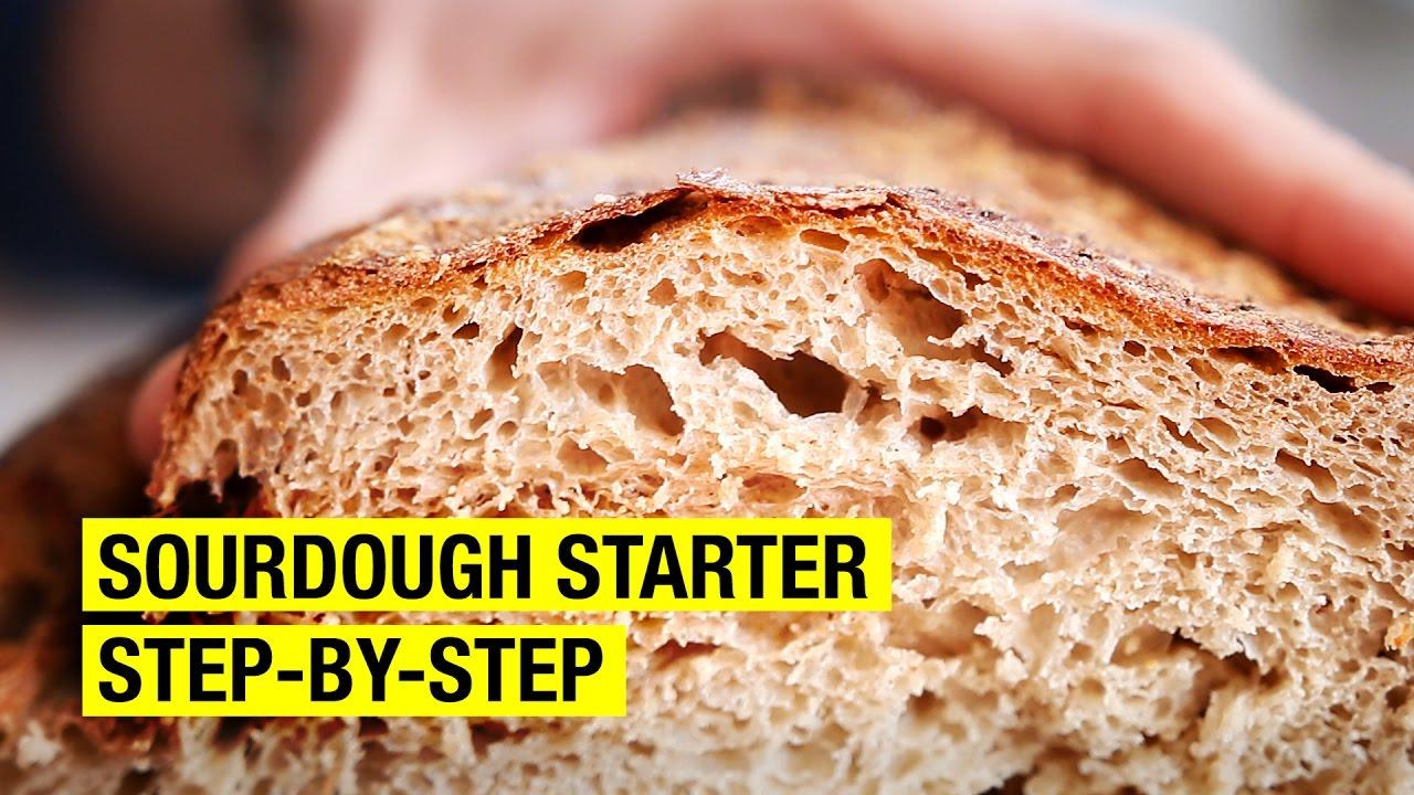 recipe: sourdough potato bread starter [29]