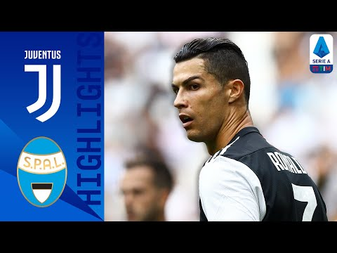 juventus-2-0-spal-|-ronaldo-header-&-pjanić-strike-win-the-game-for-juve-|-serie-a