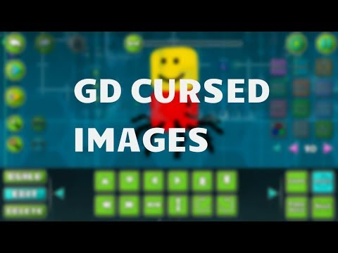 Geometry Dash Cursed Images