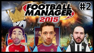 FOOTBALL MANAGER 2015 #2 WITH HUGH WIZZY & TRUE GEORDIE Thumbnail