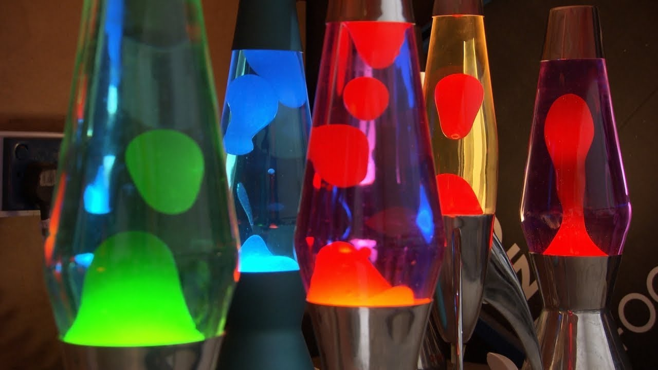 What's inside a LAVA LAMP!!!!! - YouTube