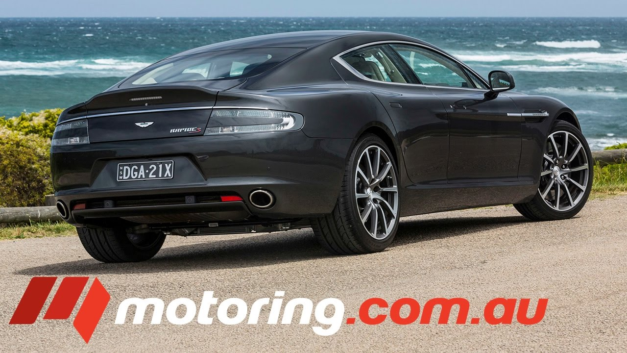 2016 Aston Martin Rapide S Review Youtube