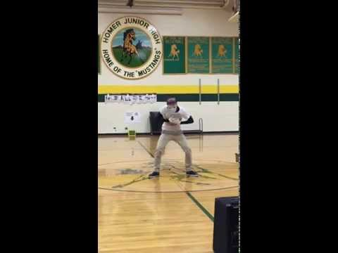 DUBSTEP/HIP HOP TALENT SHOW DANCE | JOSH...