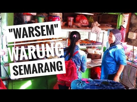 WARUNG SEMARANG IBU ATIK DI GREENVILLE | LIVE STREAMING