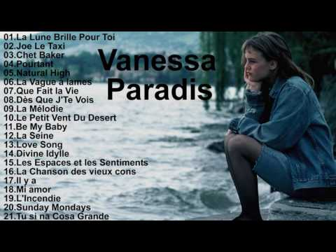 Vanessa Paradis Best Playlist | Best Of Vanessa Paradis All Songs