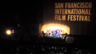 Arnel Pineda Sings A Cappella at the SF International Film
