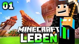 Der ERSTE Eindruck - Minecraft LEBEN #01 l GommeHD