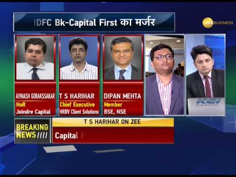 IDFC Bank and Capital announce merger