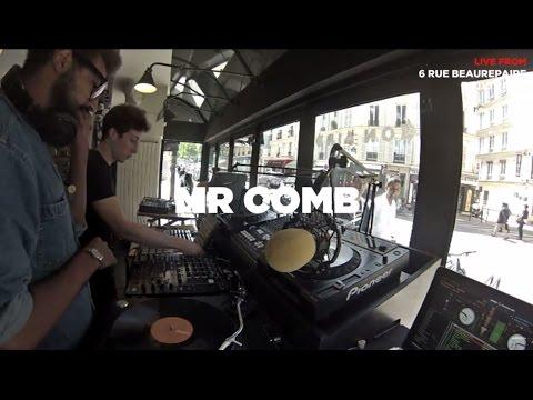 Mr Comb (Food For Ya Soul) • DJ Set • Nowadays Records Takeover #2 • LeMellotron.com