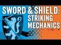 The Sturzhau/Plungeing Blow in Sword & Shield Fighting