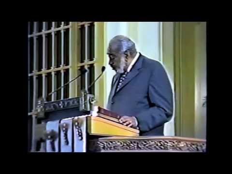 Dr. William A. Jones Jr. Preaching