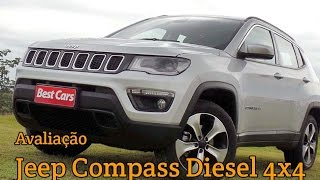 Jeep Compass Diesel 4x4: Prós E Contras Do Novo SUV | Avaliação | Best Cars