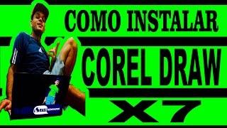 COMO INSTALAR E ATIVAR COREL DRAW X7