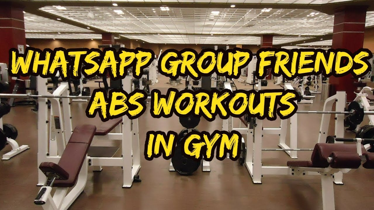 WhatsApp Friends doing exercise  Friends Exercising together  Workout to do  with Friends