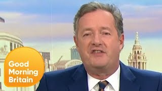 Piers Morgan Rages at 'Snowflakes' Who Get Offended by Sunshine | Good Morning Britain