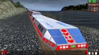 Supertrain - Trainz Classics