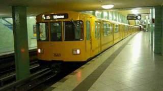 Traffic World: U-Bahn Berlin