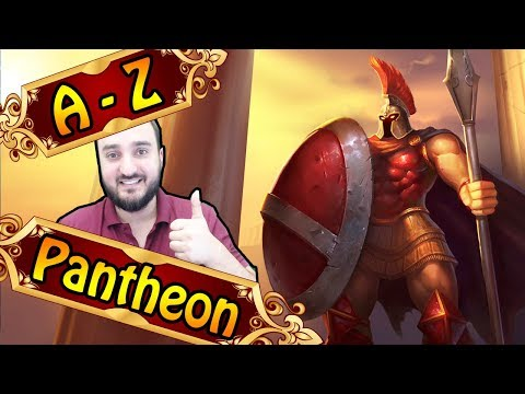 A-Z PANTHEON JUNGLE - Dominant im Early und Mid | League of Legends thumbnail