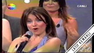 Tülin Caner Hilal Cebeci show tv mihriban 2004 Nostalji eski Konser Kaset7
