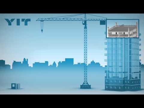 YIT - Awarded Safety Animation
