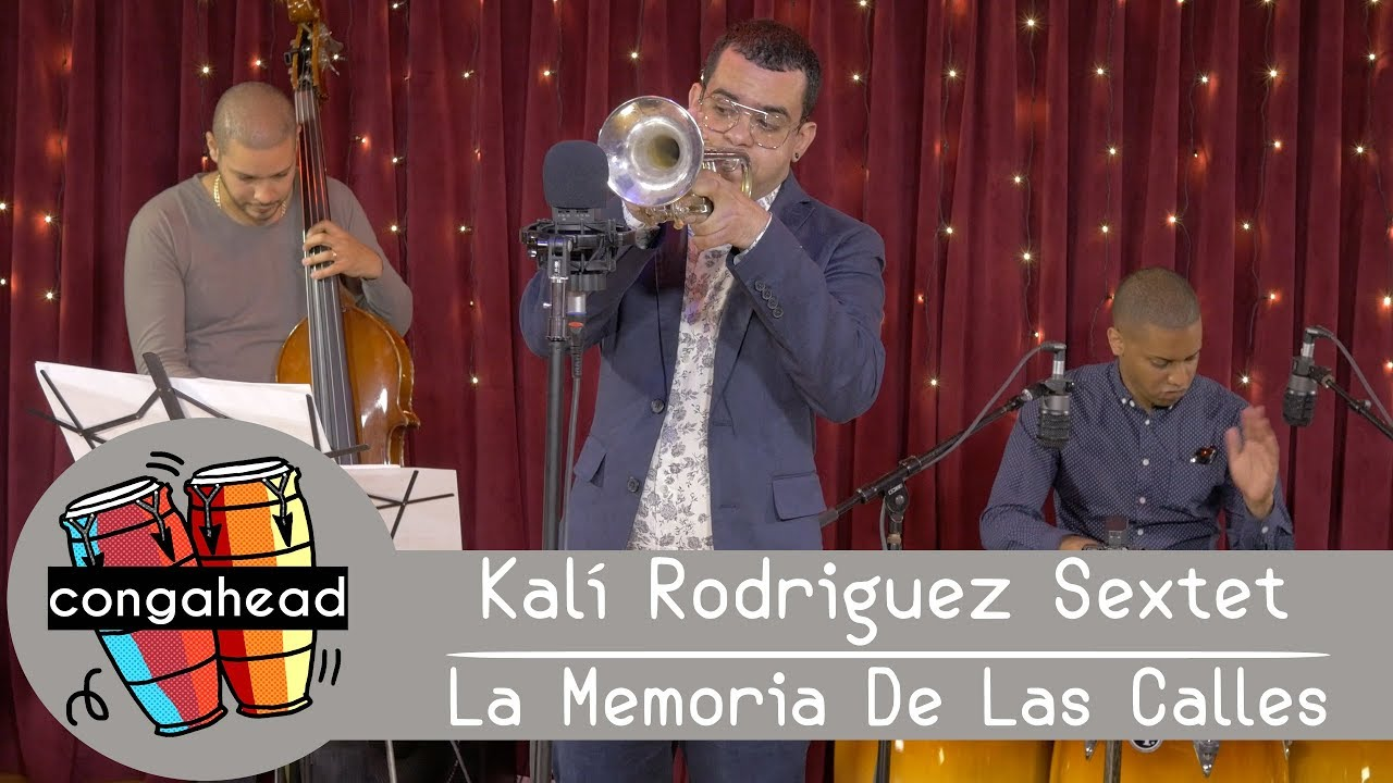 Kalí Rodriguez Sextet performs La Memoria De Las Calles