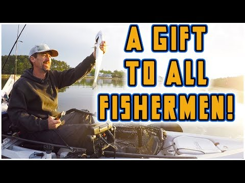 Spring Fishing At RUDEE INLET (Bluefish, Speckled Trout, Weakfish)