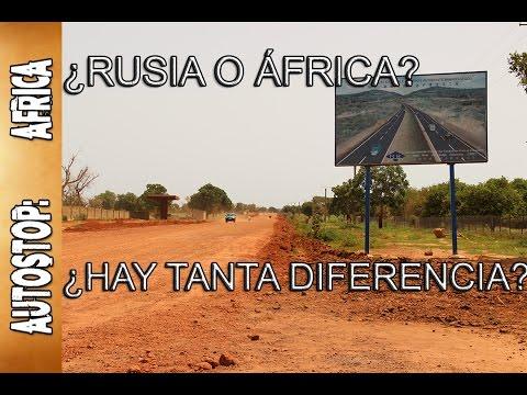 Autostop en Rusia y Africa Son tan diferentes? Viajar en autoestop por Africa y Rusia
