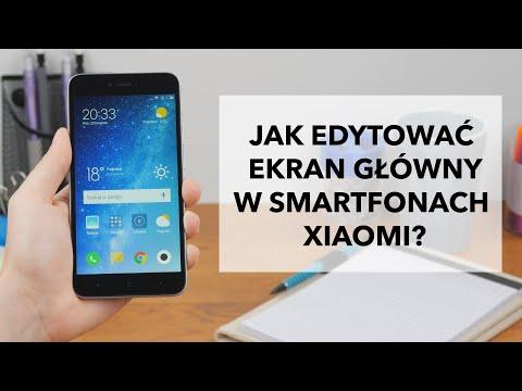 MIUI 9 Xiaomi - Edycja Ekranu Głównego  - RTV EURO AGD
