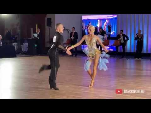 Robert Veide - Amanda Rebeca Padar EST, Jive / DanceSport Cup, Benidorm