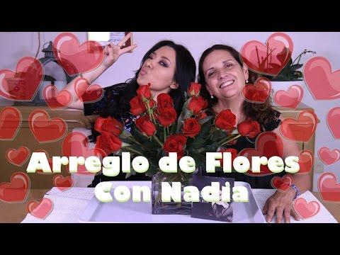 Arregla tus rosas super fácil || Con Nadia SUPER CANTANTE