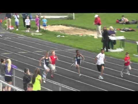 Porter Ellis Jonathan Flaherty 5-28-11 100M