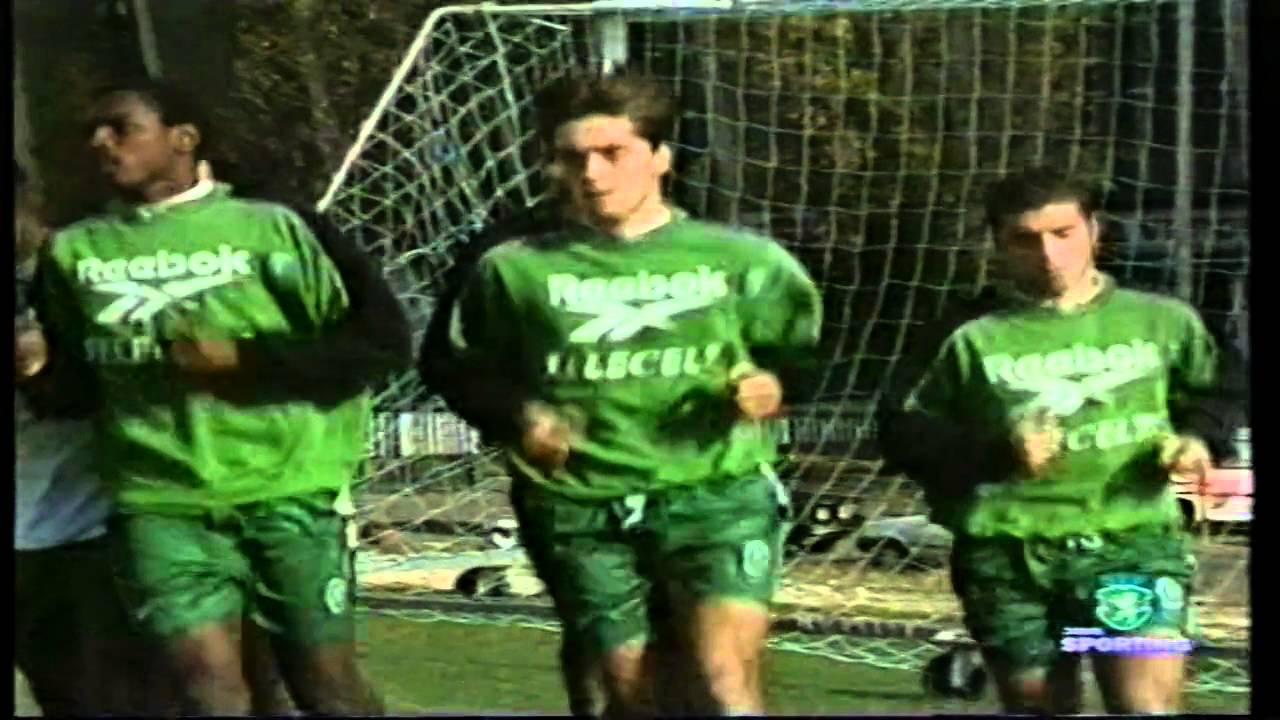 Sporting prepara recepção ao Benfica em 06/01/1999