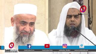 Maulana Khaja Madani expresses complete journey in memorizing the holy Qur'an