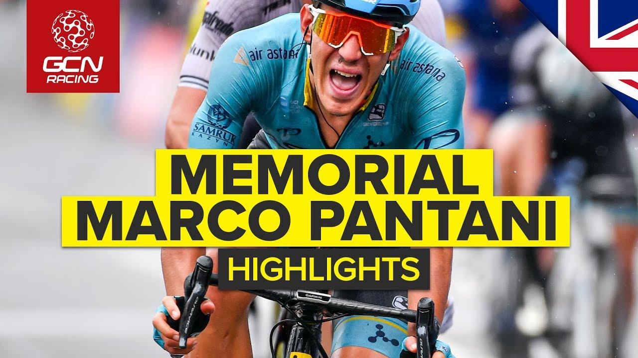 Memorial Marco Pantani Highlights   Italian Autumn Classic   GCN Racing