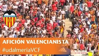 Video Gol Pertandingan Valencia CF vs Almeria