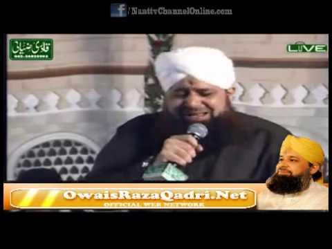 Aayi Pher Yaad Madine Ki | Muhammad Owais Raza Qadri Sb | At Mandi Bahauddin 2 Nov 2013