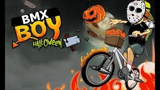 BMX Halloween 2017 █ Как сделать Адский BMX ?