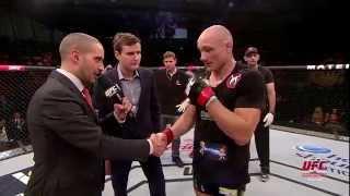 Vitor Miranda é pura emoção após a primeira vitória no UFC