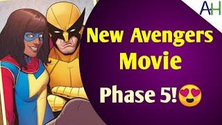 New Avengers Filim is in Development.|Malayalam|Marvel|Avenger Heros