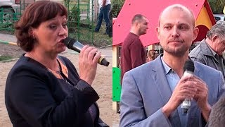 Дебаты. Евгения Елизарьева VS Артем Речицкий 5 округ