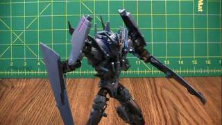 How to Fix Transformers Prime SoundWave's Head (RiD Revealer)