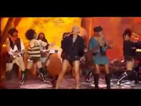 Gwen Stefani ft.Eve - Rich Girl Live Ant & Dec's Saturday Night Takeaway