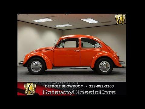 #284-DET-1974 VW Beetle