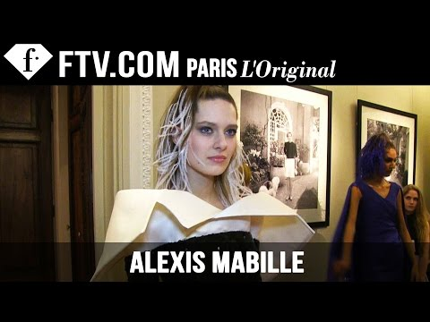 Alexis Mabille Backstage | Paris Couture Fashion Week | FashionTV