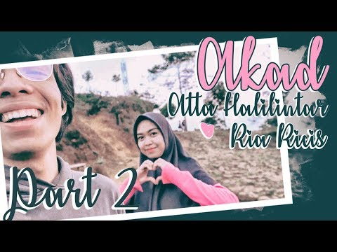AKAD versi Atta Halilintar & Ria Ricis (Part 2) (Cover by Gen Halilintar) [Video Lyrics]