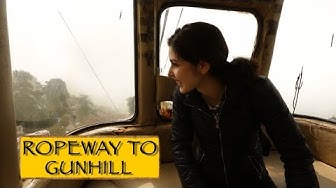 ROPEWAY TO GUNHILL || Mussoorie