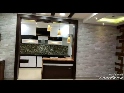 Interior Decoration Done By Creazione Interiors™ 2BHK FLAT (Trial Video, USE HEADPHONE)