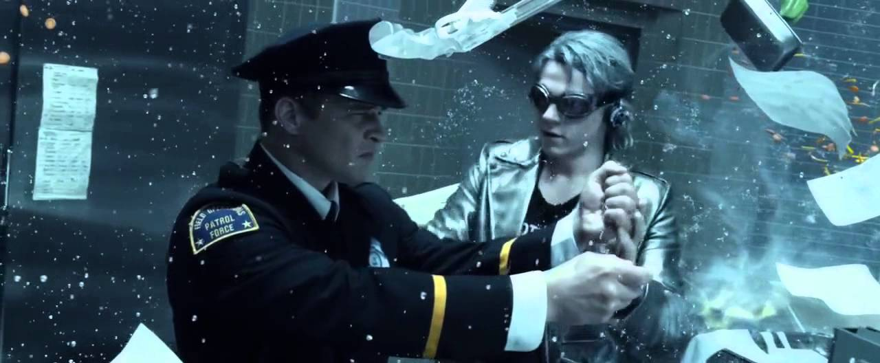 x men days of future past quicksilver rescue scene full